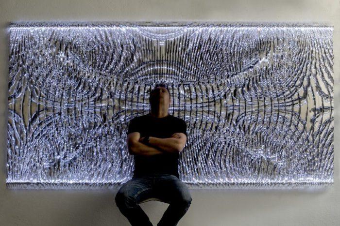 Ašot Haas ukáže rezonanci zvuku jako umění