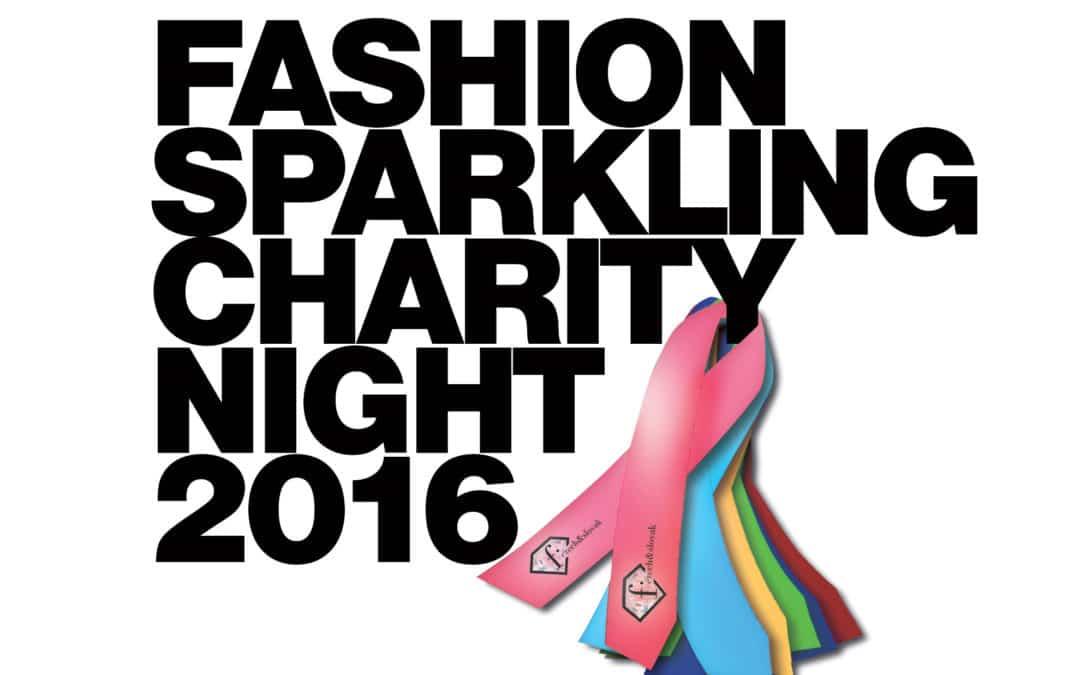Fashion Sparkling Charity Night 2016 v znamení pomoci pre Bielu pastelku