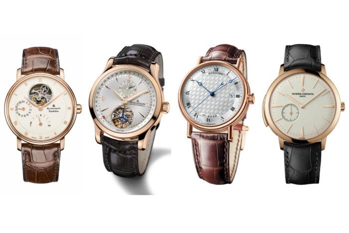 Top 10 najlepších švajčiarskych hodiniek
