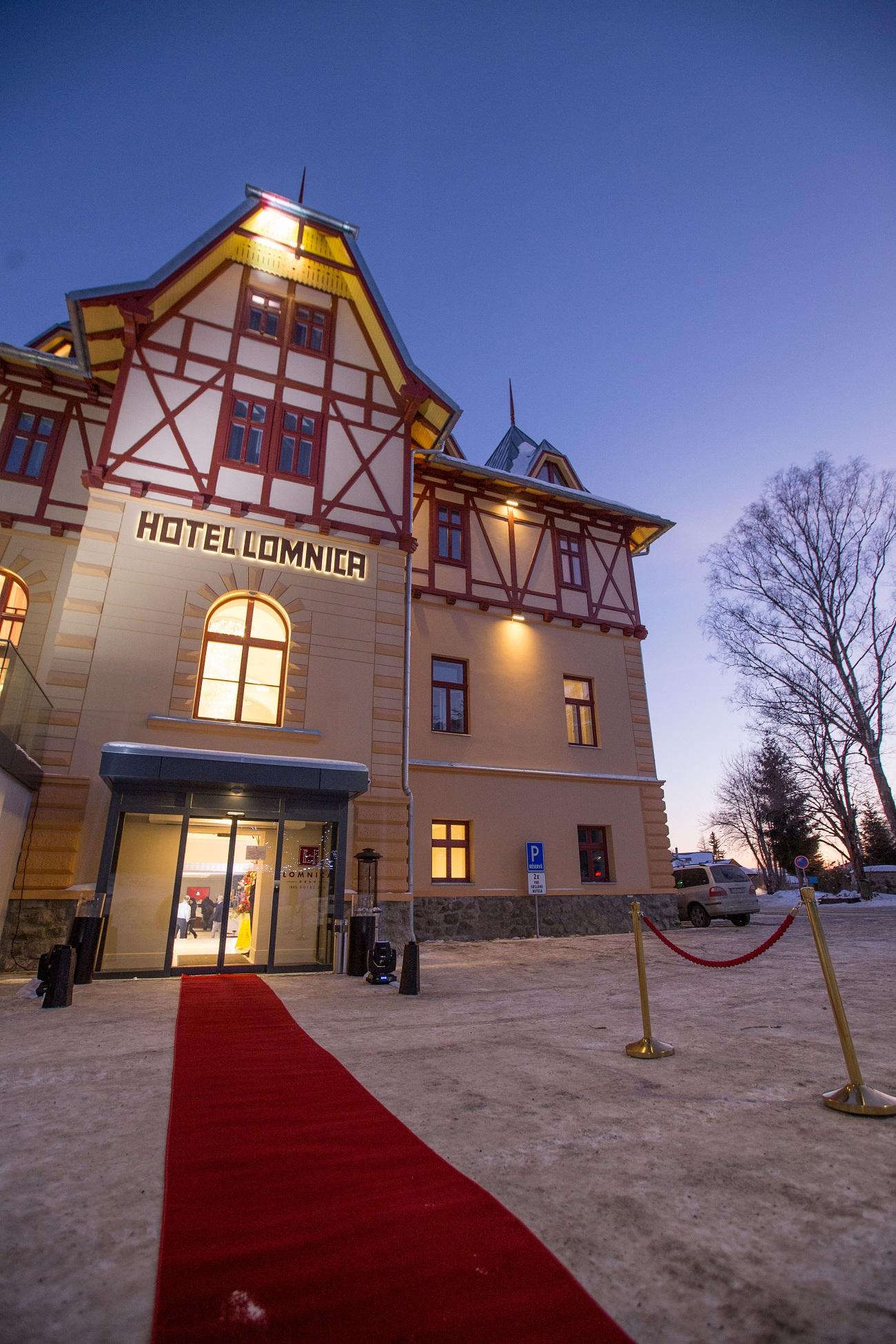Hotel Lomnica-4