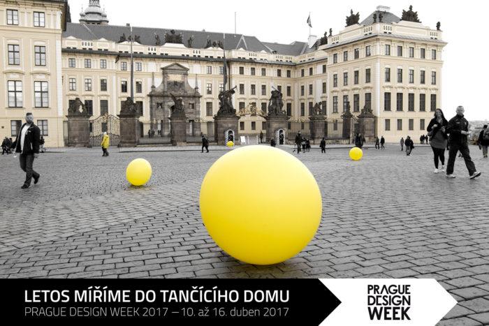Prague Design Week exkluzivně odhalil nové  patro Tančícího domu