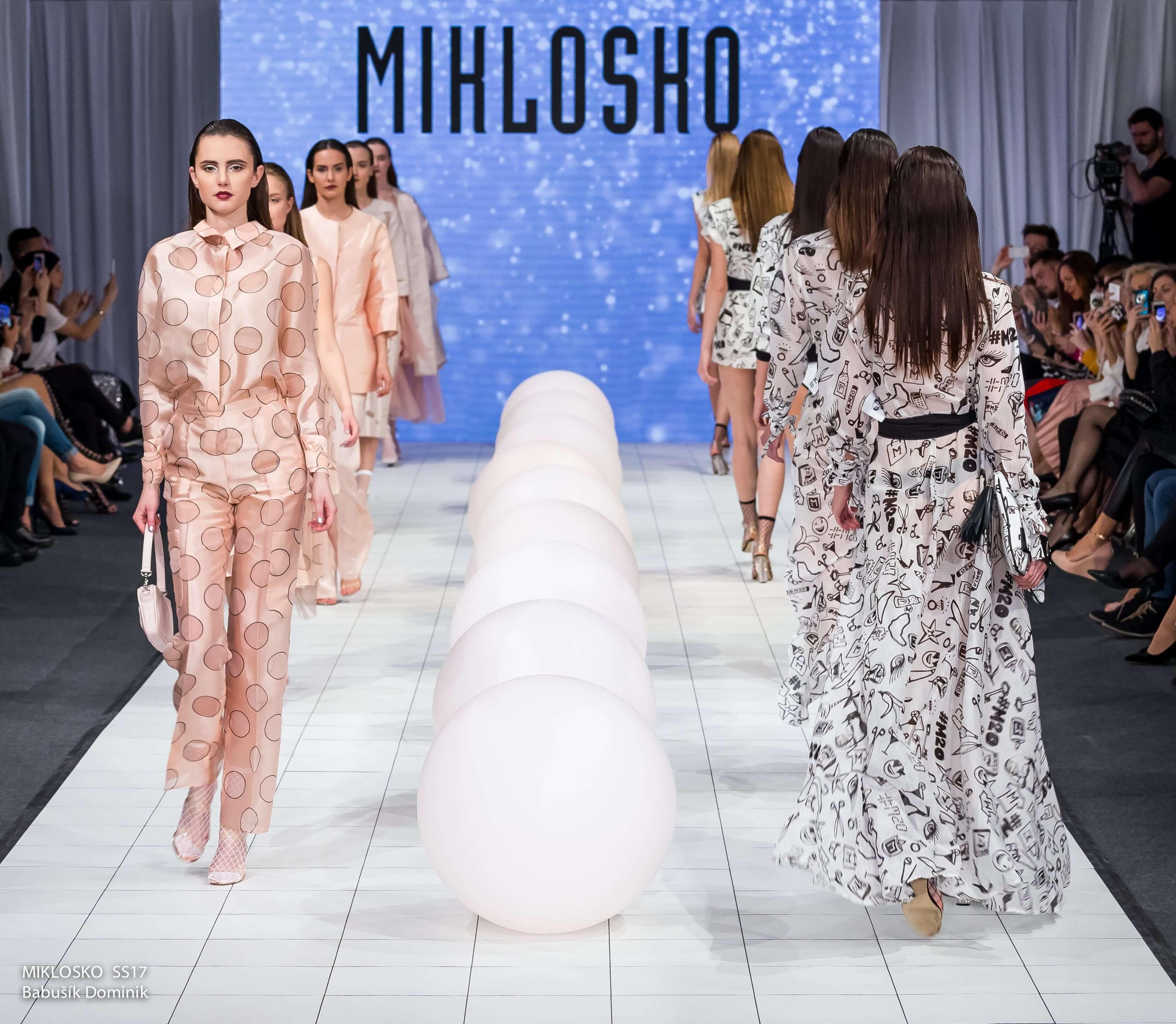 c8225266804d MIKLOSKO oslavuje 20 rokov tvorby novou kolekciou jar-leto 2017
