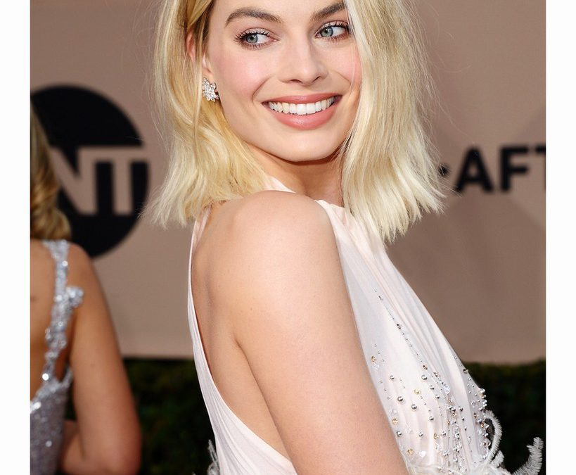 Nominované MARGOT ROBBIE a YARA SHAHIDI sa ozdobili šperkami TIFFANY & CO. na 24TH SAG AWARDS®