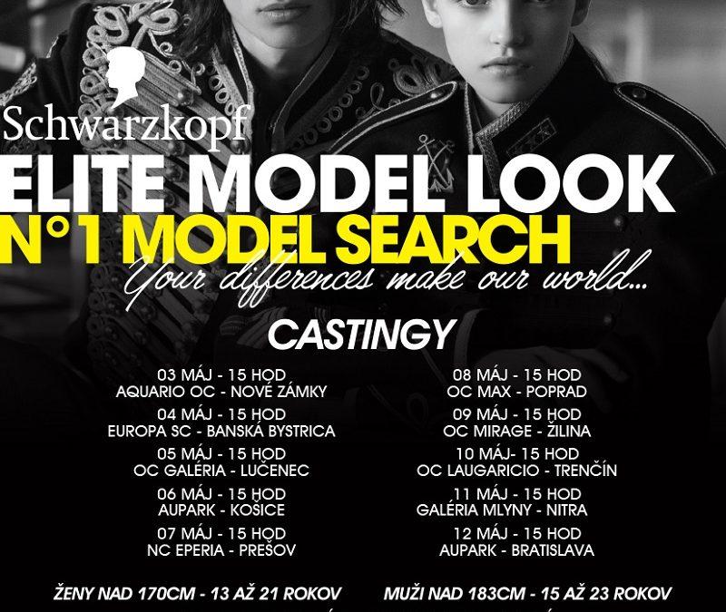 Agentúra Elite Bratislava vyhlasuje castingy do najprestížnejšej modelingovej súťaže