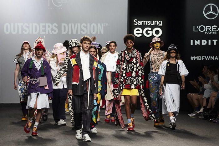 Adam Kost reprezentoval českou módu na zahraniční přehlídce!Mercedes-Benz Prague Fashion Week dá prostor řadě mladých návrhářu