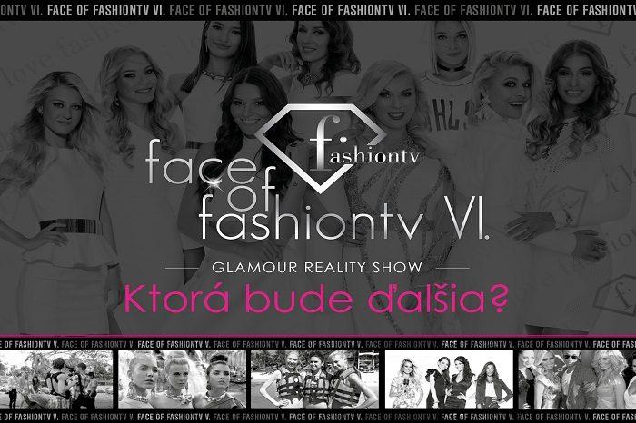 Staň sa tvárou FashionTV!