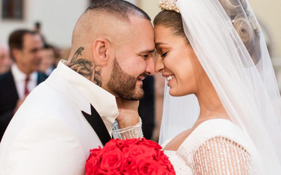 Rozprávková svadba vo fashion štýle Jasminy a Rytmusa na zámku. Nové informácie, ktoré vieme  len my vo FashionTV czech&slovak.