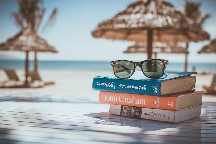 Top 5 najlepších kníh na letné čítanie