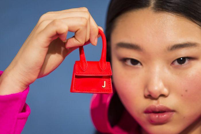 Najmenšie kabelky od Jacquemus